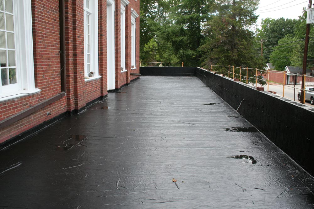 Deck Membrane Systems : Water treatment coating contractor in dc md va