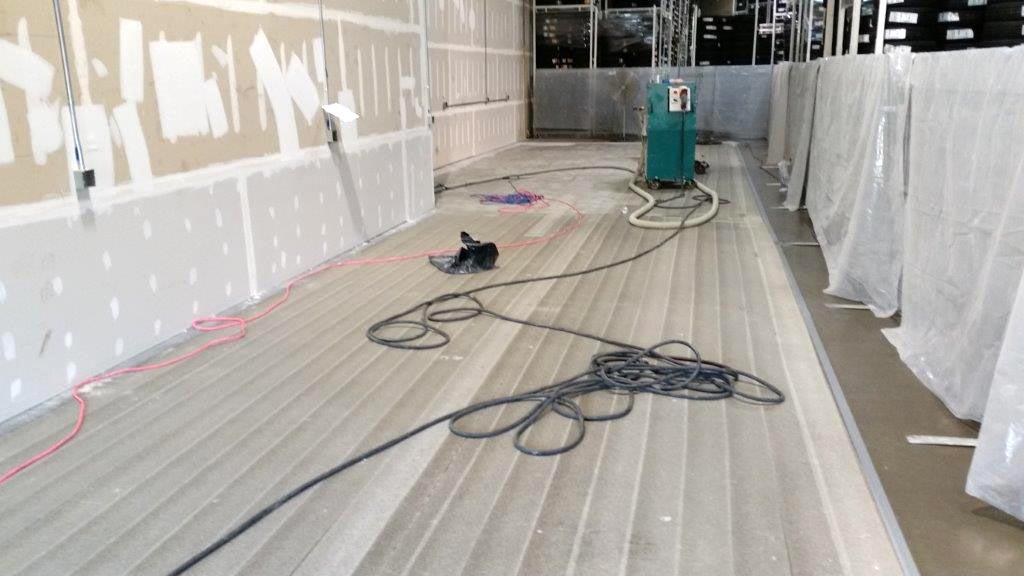 Concrete Resurfacing Amp Shot Blasting Company Md Dc Va